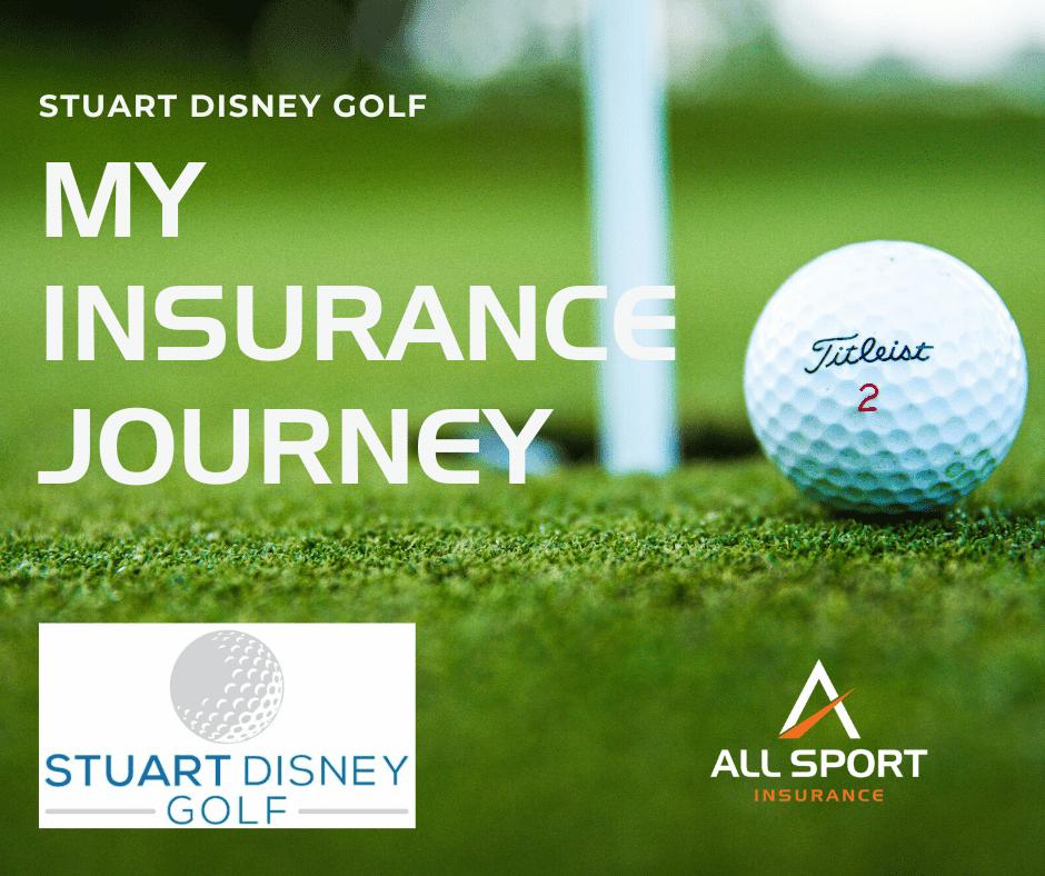 My Insurance Journey – Stuart Disney, PGA Fellow Professional, The Mendip Golf Club