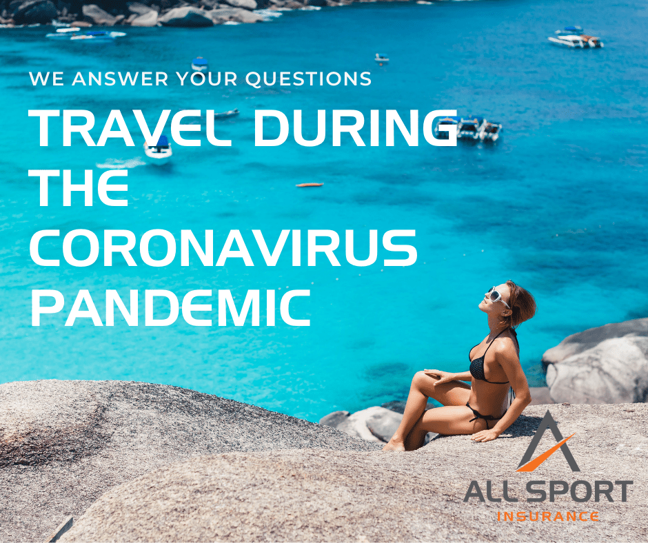 Travel During the coronavirus Pandemic. We answer your questions.