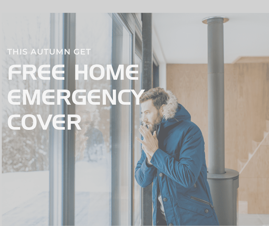 FREE Home Emergency Cover this October and November!